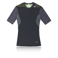 Adidas Techfit Power Short Sleeve T-Shirt