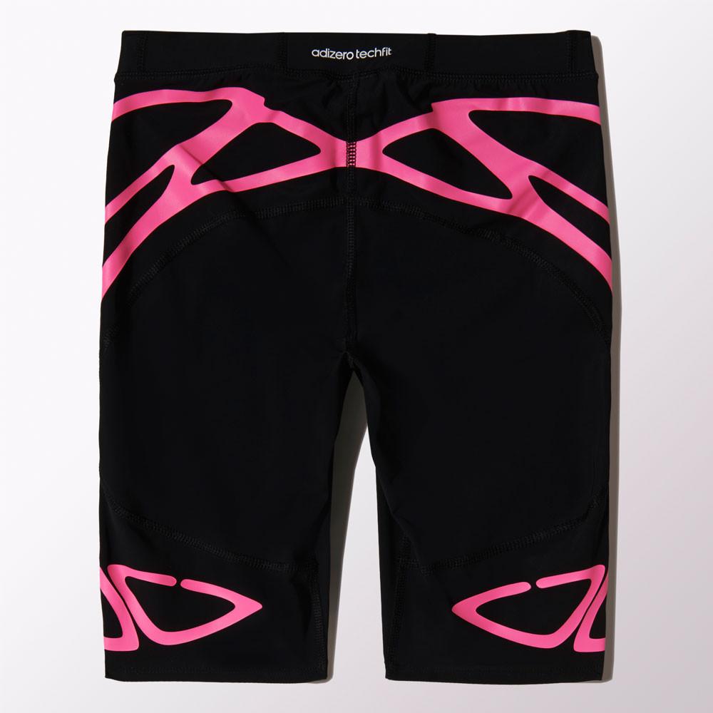 adidas adizero damen laufhose jogging kurze hose tight. Black Bedroom Furniture Sets. Home Design Ideas