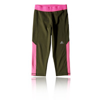 Adidas Lady Tech Fit Capri Tight