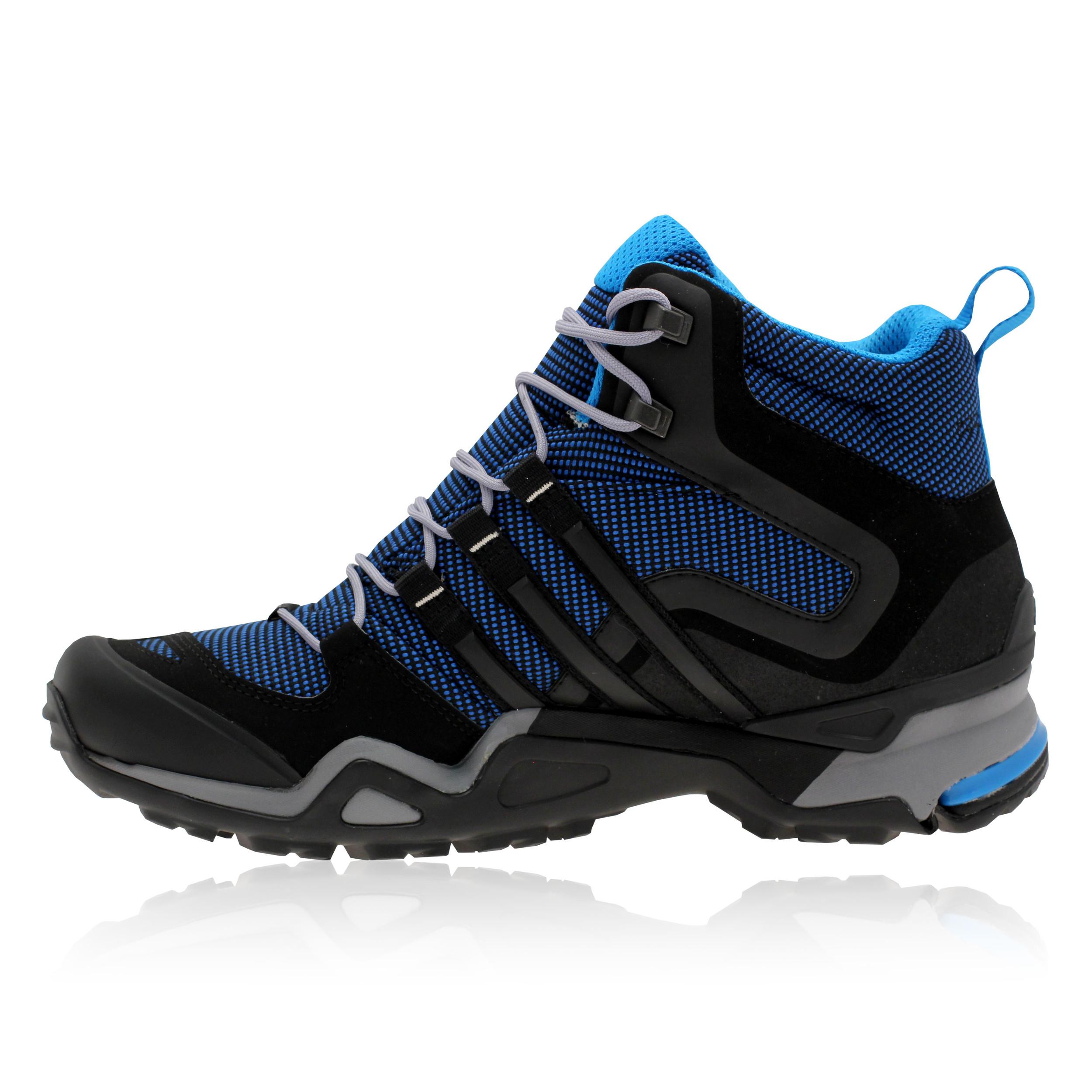 adidas terrex fast x high tex trail walking shoes