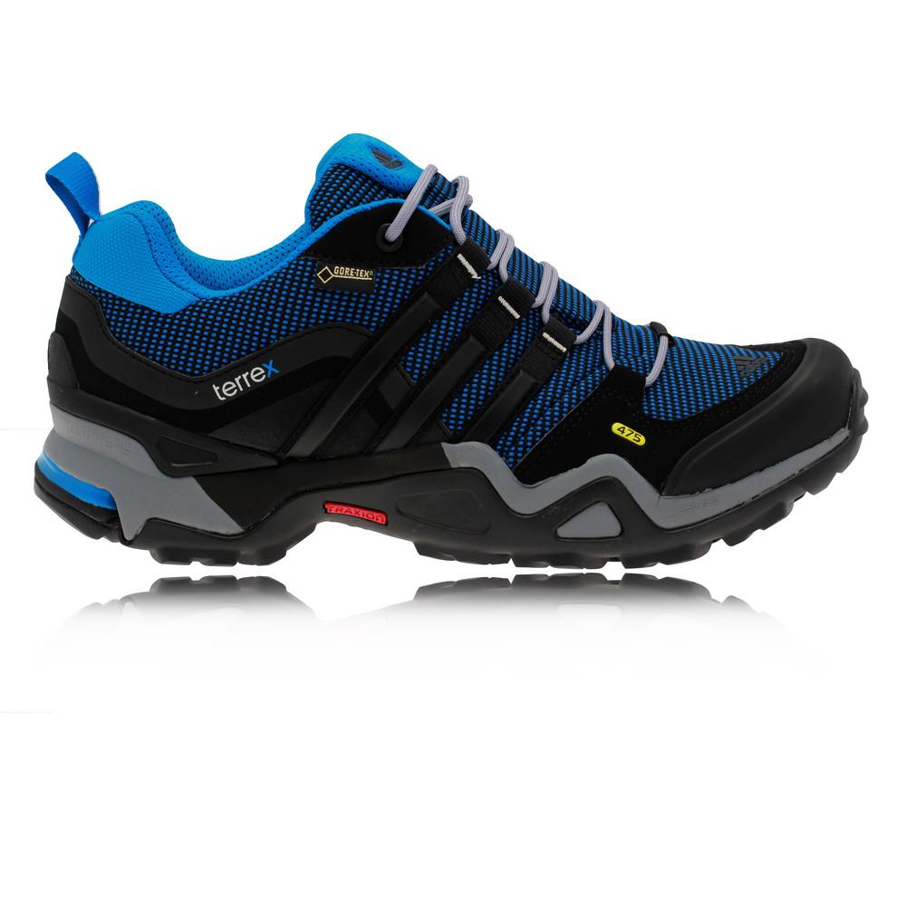 adidas terrex fast x tex trail walking shoes 33