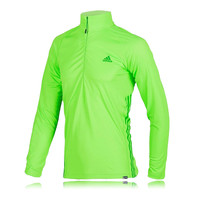 Adidas Long Sleeve Half Zip Base Layer