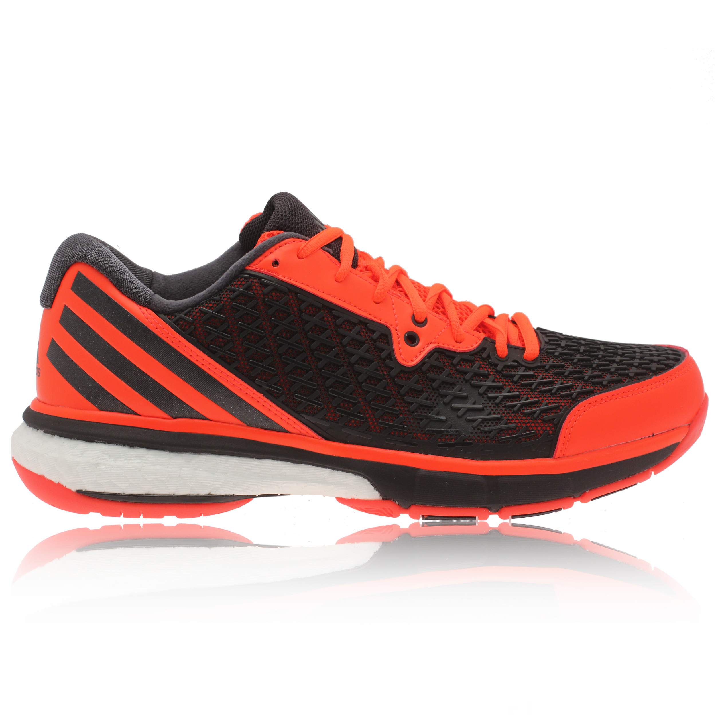 Orange Mens Volleyball Shoes