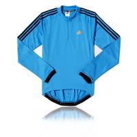 Adidas Response Long Sleeve Half Zip Cycling Top