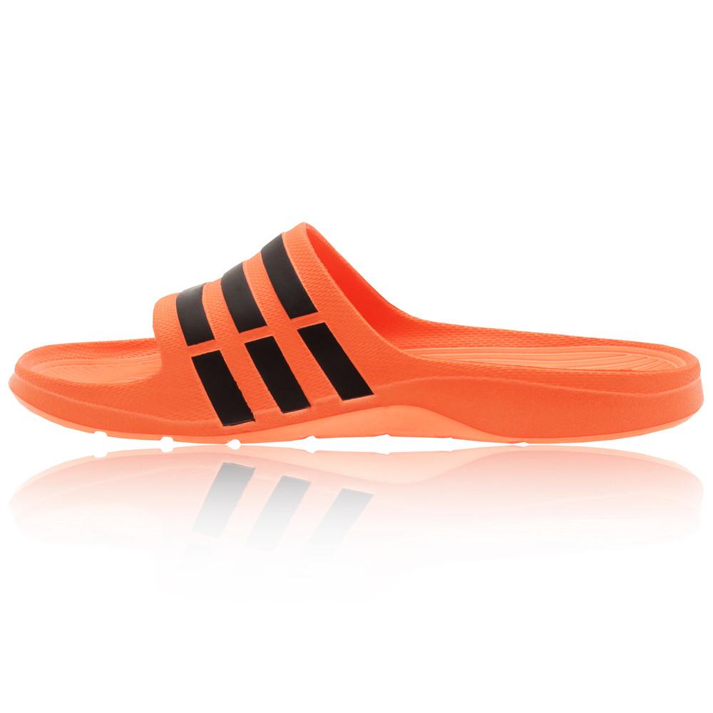 0767a3b7d99b8b Buy adidas sandals orange   OFF64% Discounted