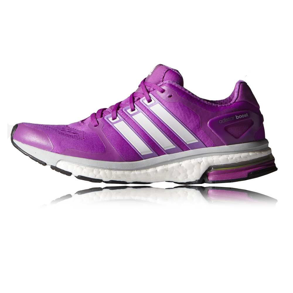 adidas adistar esm boost womens pink sneakers cushioned
