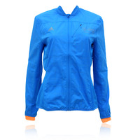 Adidas Smarter Women's Running Jacket