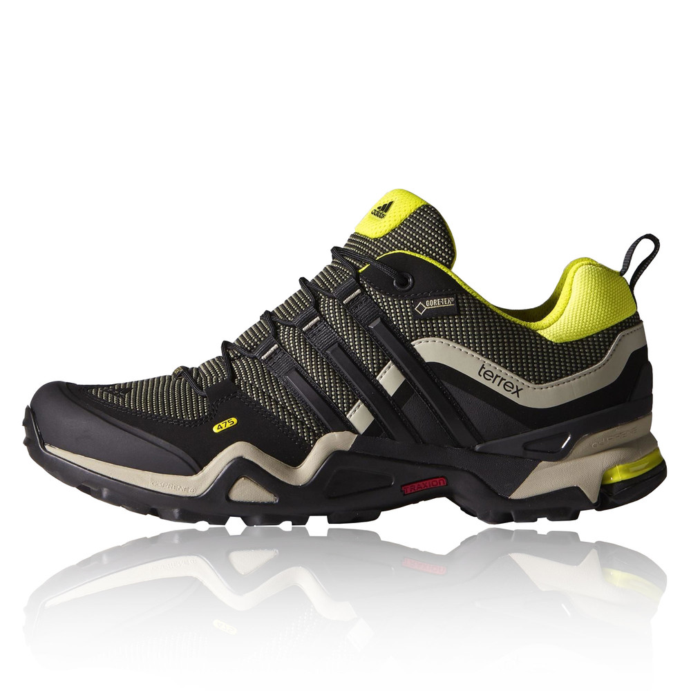 adidas terrex fast x tex trail walking shoes ss15