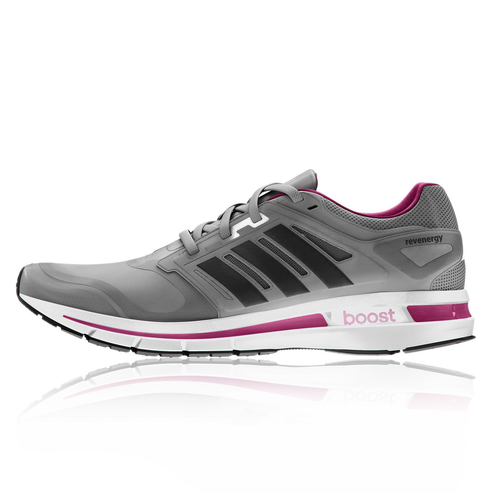 Luxury Cozy Adidas Womens Shoes Energy Boost 2 ESM W Dark Grey White 2016 Jogging Running Shoes ...