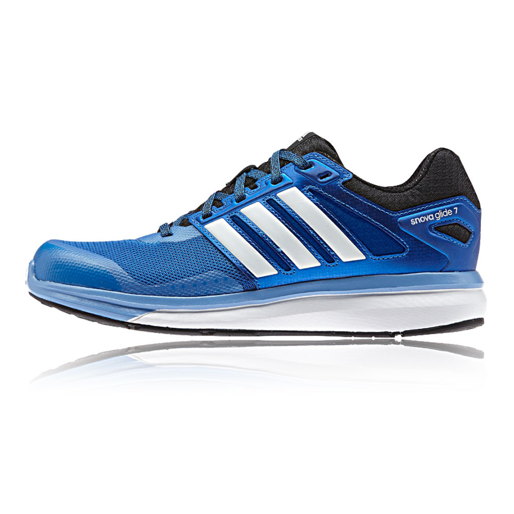 Adidas Supernova Glide 7 Junior Blue Running Sneakers ...