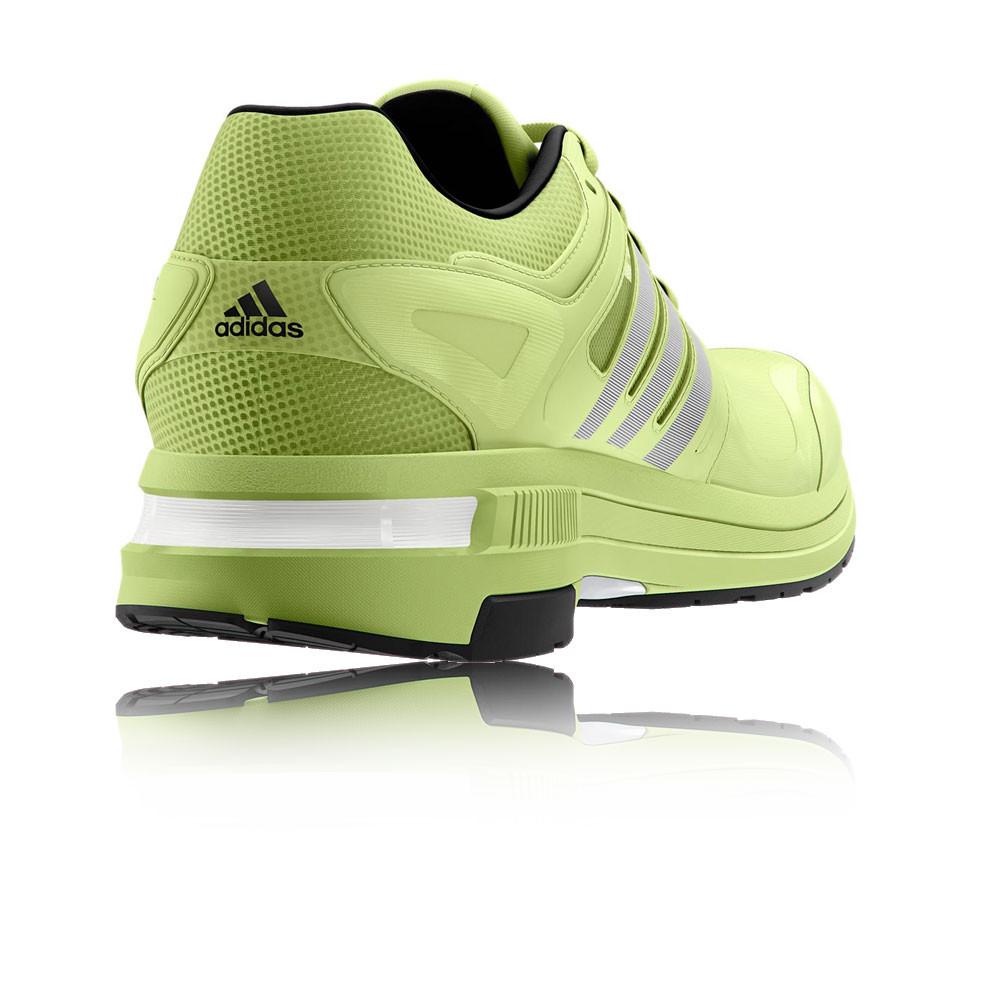 Adidas Revenergy Techfit Womens Green Sneakers Running