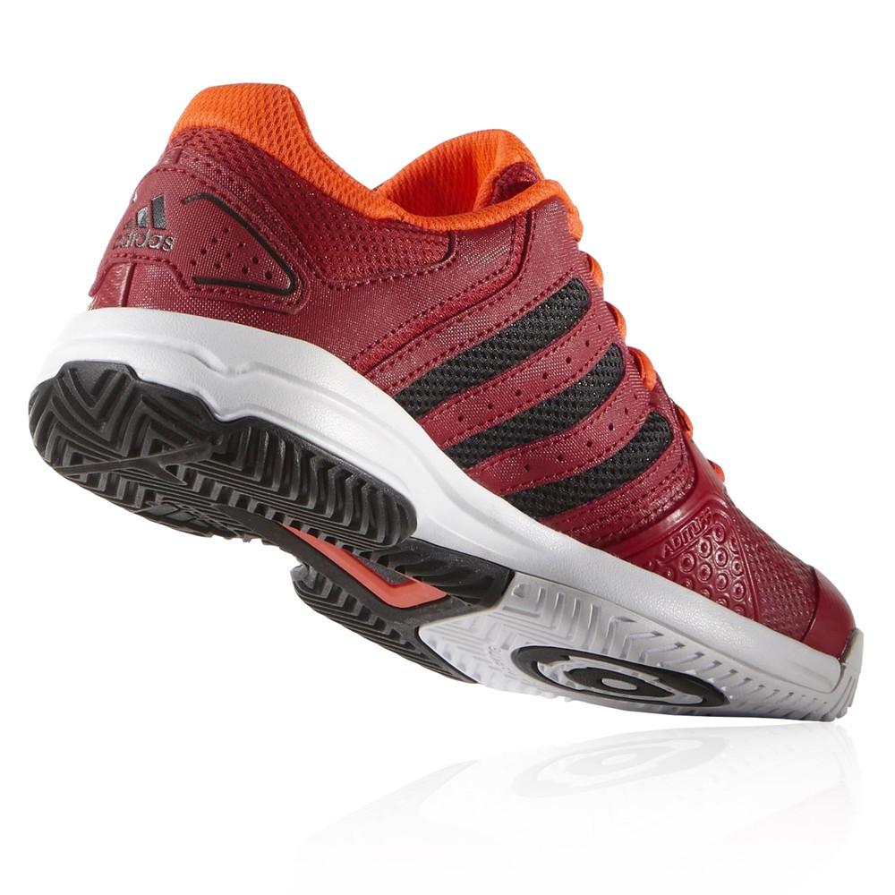 adidas barricade team 4 xj junior indoor tennis shoes