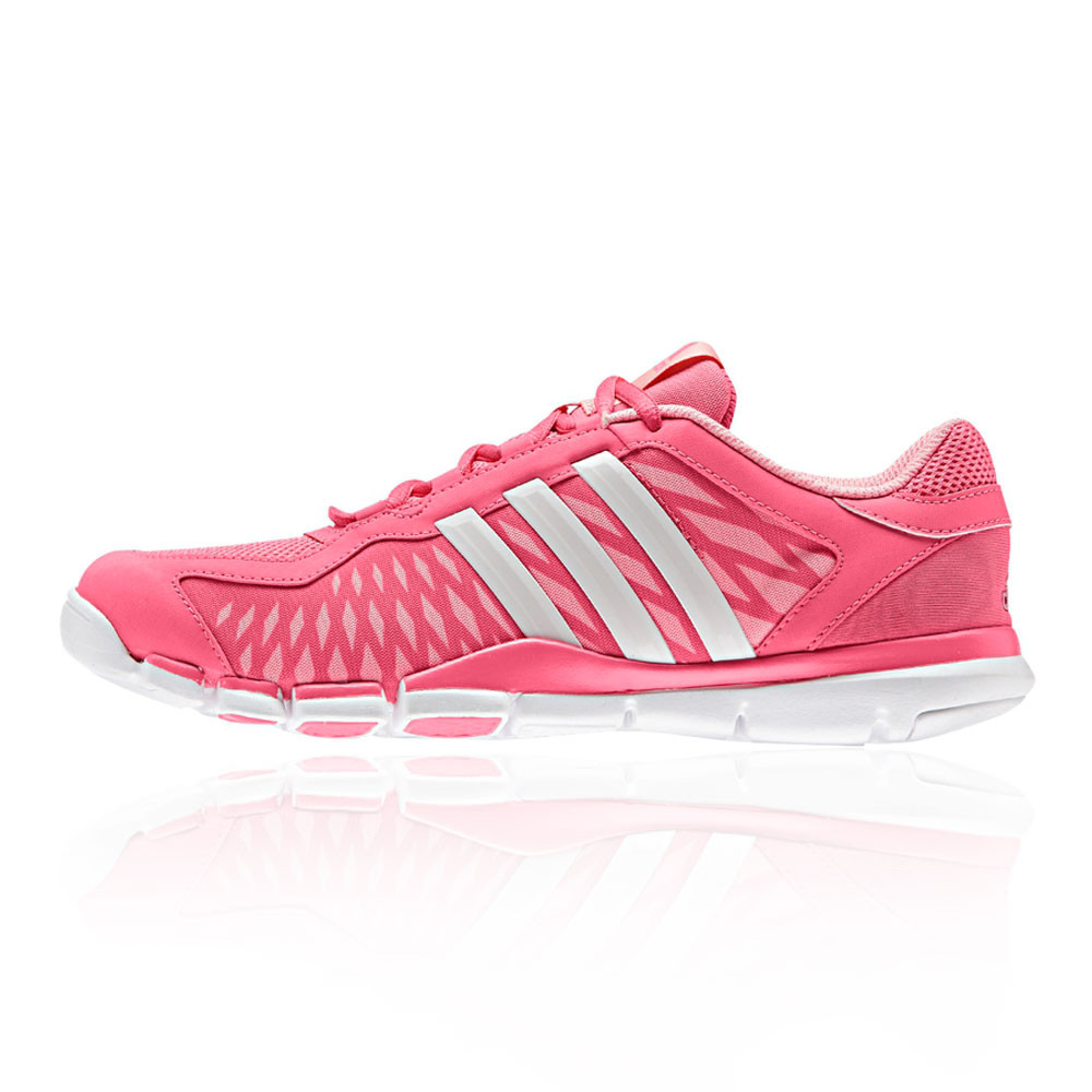 adidas adipure 360 control womens pink training shoes. Black Bedroom Furniture Sets. Home Design Ideas