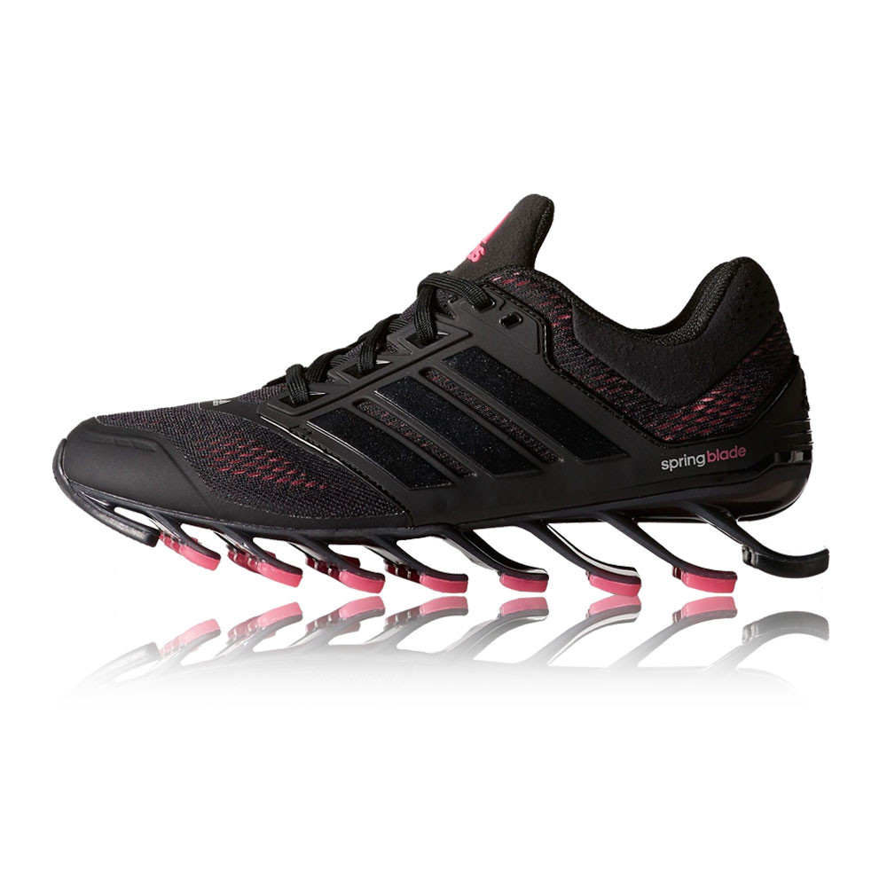 adidas springblade drive womens black cushioned running