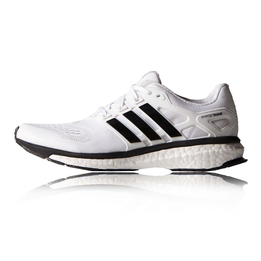 Adidas Energy Boost 2 ESM Womens White Running Road Sports