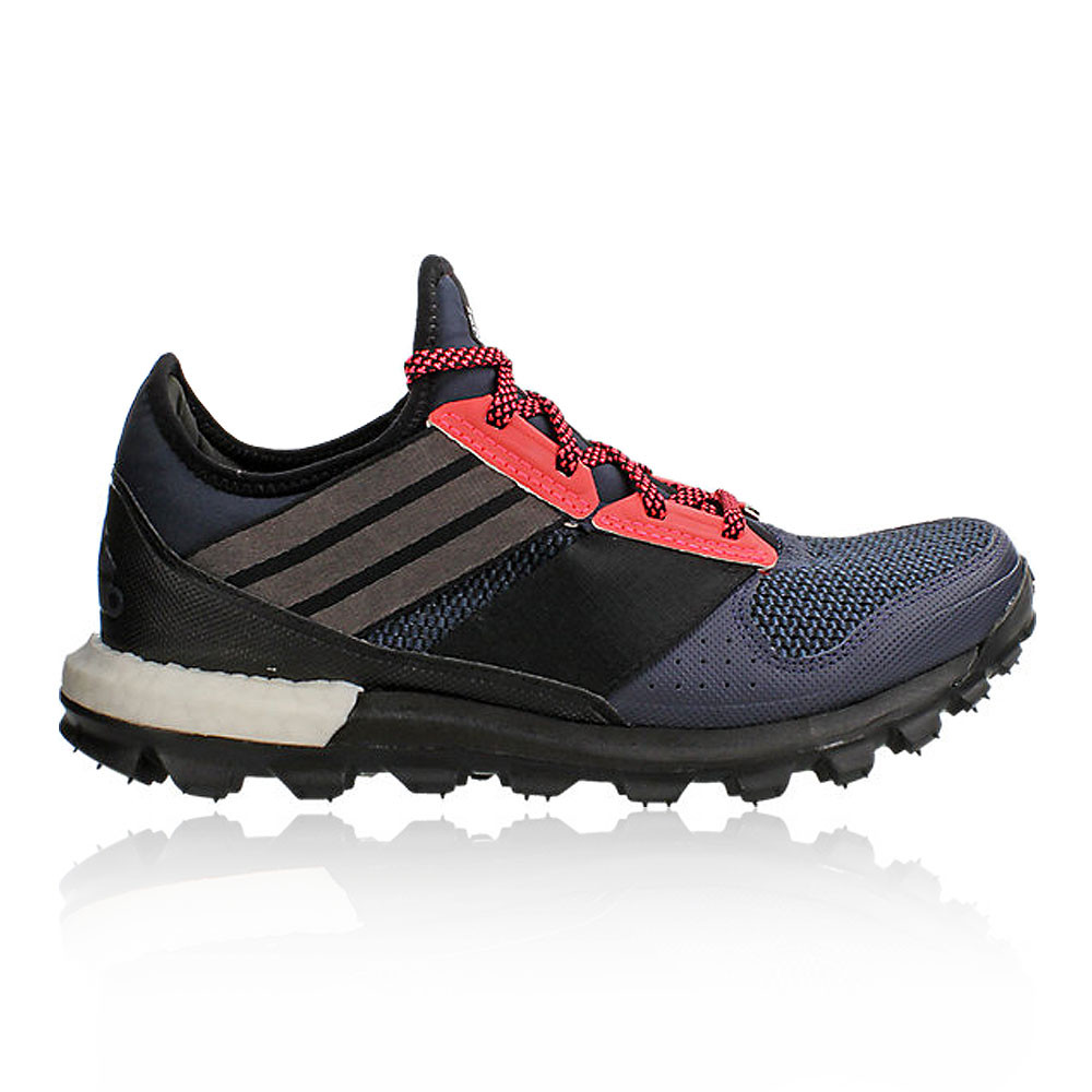 adidas response trail boost womens sneakers running sports. Black Bedroom Furniture Sets. Home Design Ideas