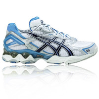 ASICS Lady GEL-NETBURNER SUPER Netball Shoes