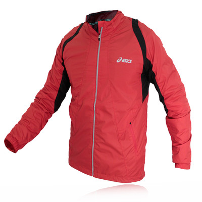 Asics Level 2 Lightweight Running Jacket picture 1