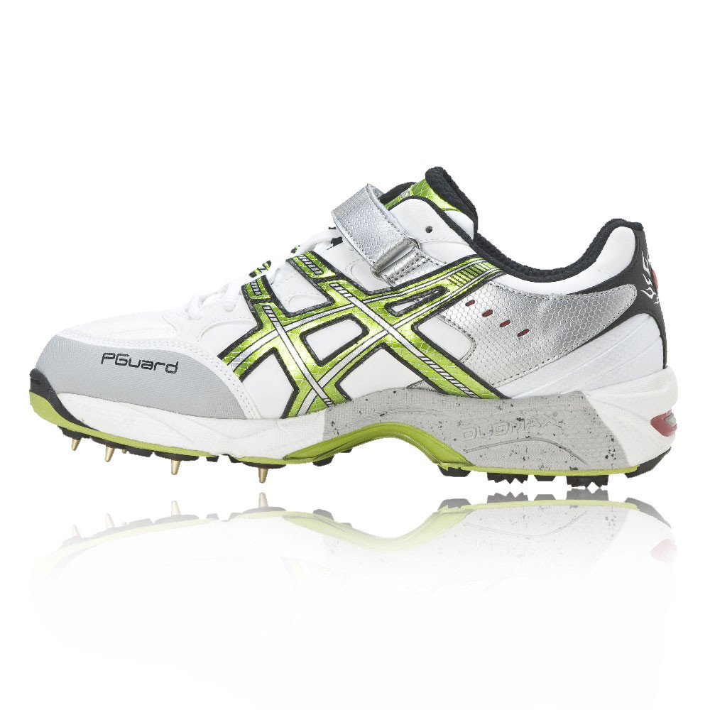 Asics High Top Cricket Bowling Shoes