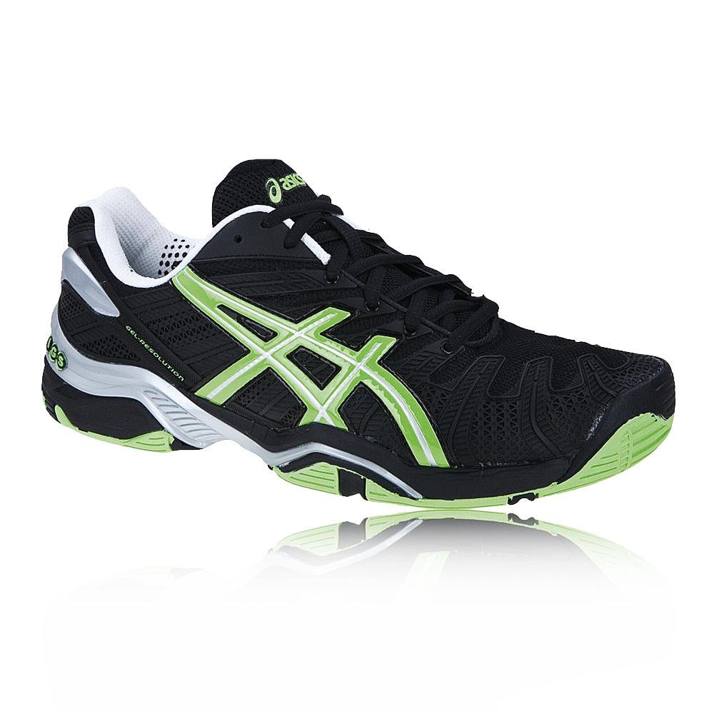 asics gel resolution 4 tennis shoes 50
