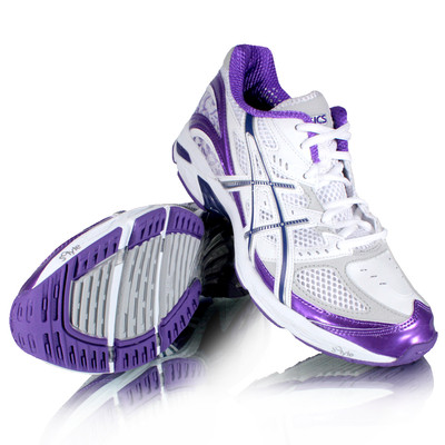 ASICS LADY GEL-NETBURNER TASMAN 3 Netball Shoes picture 3