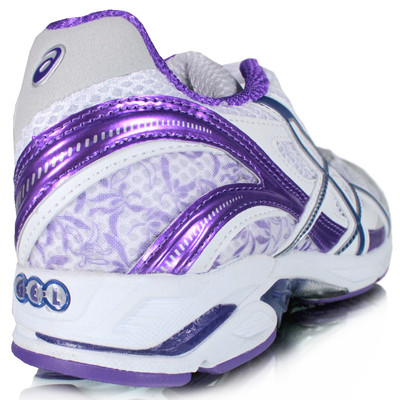 ASICS LADY GEL-NETBURNER TASMAN 3 Netball Shoes picture 4