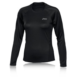 ASICS Lady Vesta Crew Neck Long Sleeve Running Top