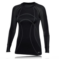 ASICS Lady Seamless Long Sleeve Running Top