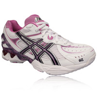 ASICS LADY GEL-NETBURNER SUPER 2 Netball Shoes
