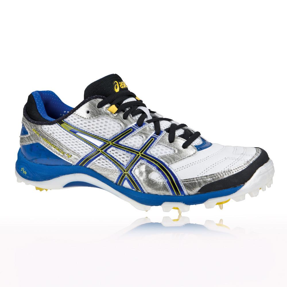asics gel advance 4 cricket shoes 50 sportsshoes