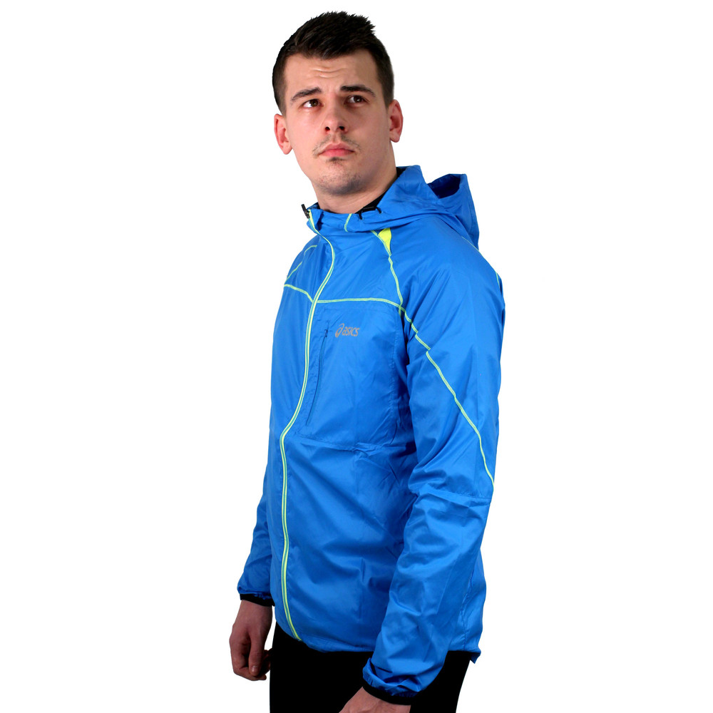 asics jacket packable