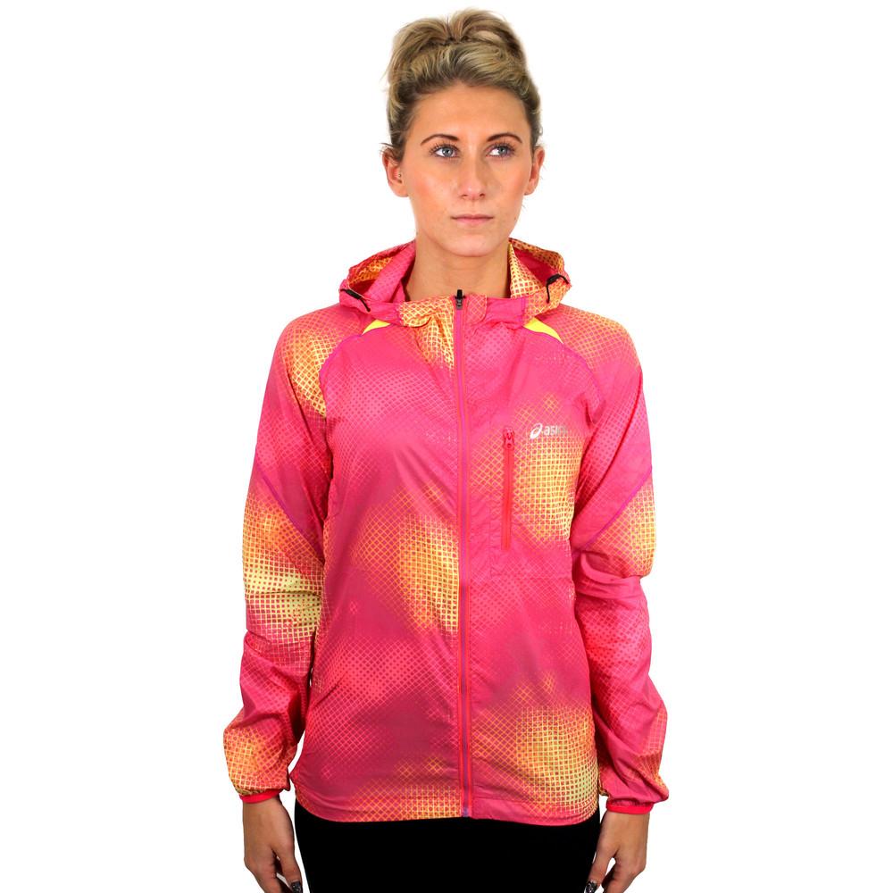 asics fuji trail running hoodie
