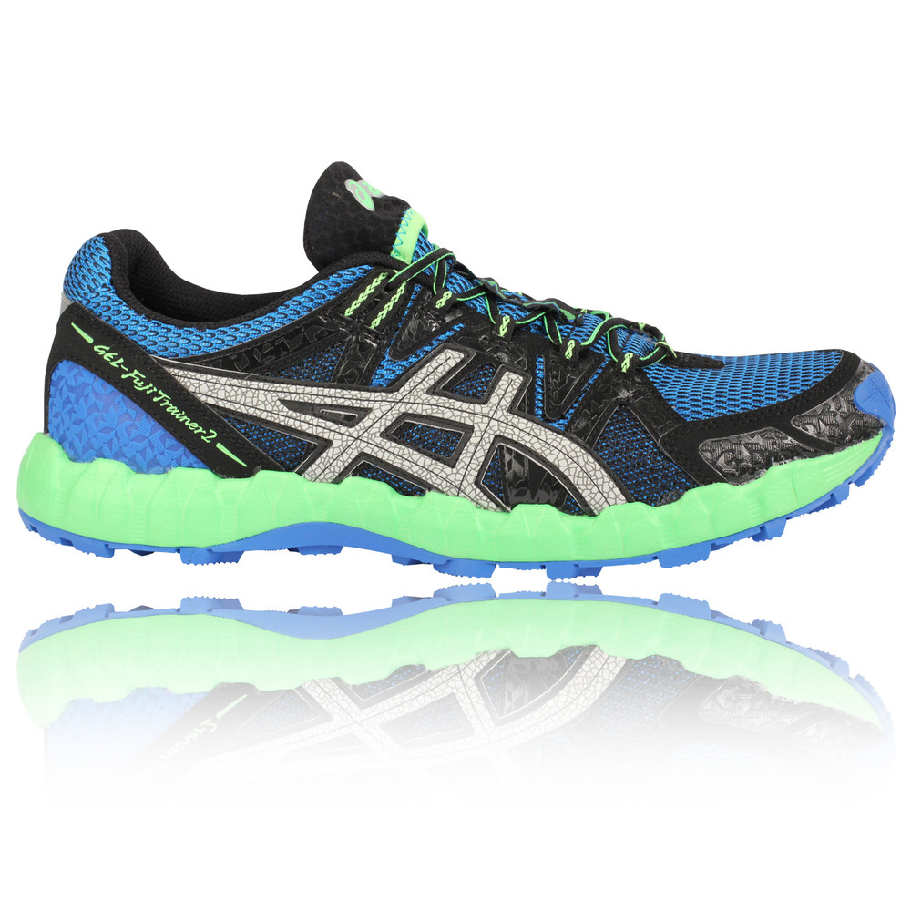 asics ladies gel-fuji trainer 2