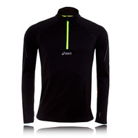 ASICS Half-Zip Long Sleeve Running Top