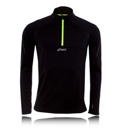 ASICS GORE WINDSTOPPER HalfZip Long Sleeve Running Top