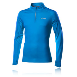 ASICS WINTER HalfZip Long Sleeve Running Top