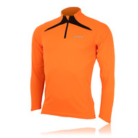 Asics Half Zip Long Sleeve Running Top