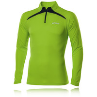 ASICS Long Sleeve Half Zip Running Top