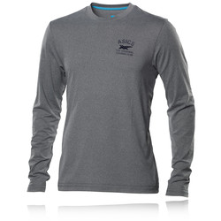 ASICS LOGO PERFORMANCE Long Sleeve Running Top