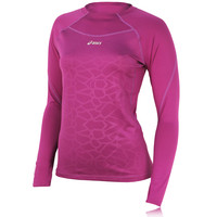Asics Graphic Women's Long Sleeve Running Top