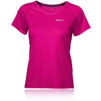 ASICS Women's Logo Graphic Short Sleeve Running T-Shirt