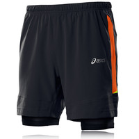 ASICS FUJI 2-In-1 Running Shorts