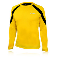 ASICS Volt Crew Long Sleeve Running Top