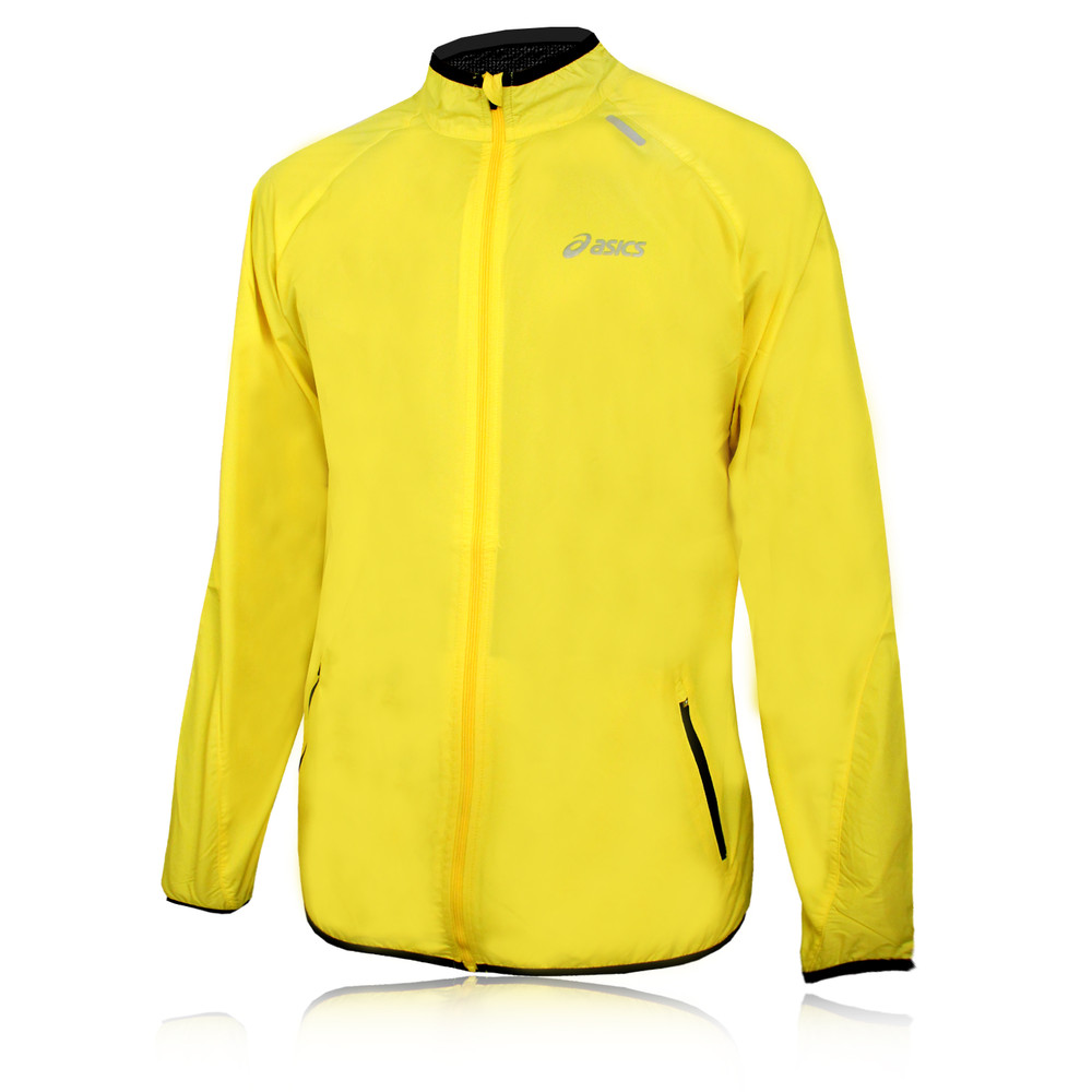 asics running jacket sale