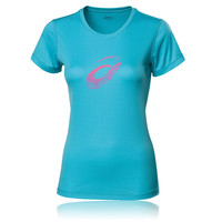 ASICS GRAPHIC Women's Short Sleeve Running T-Shirt
