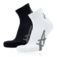 ASICS 2 PACK PULSE SOCKS
