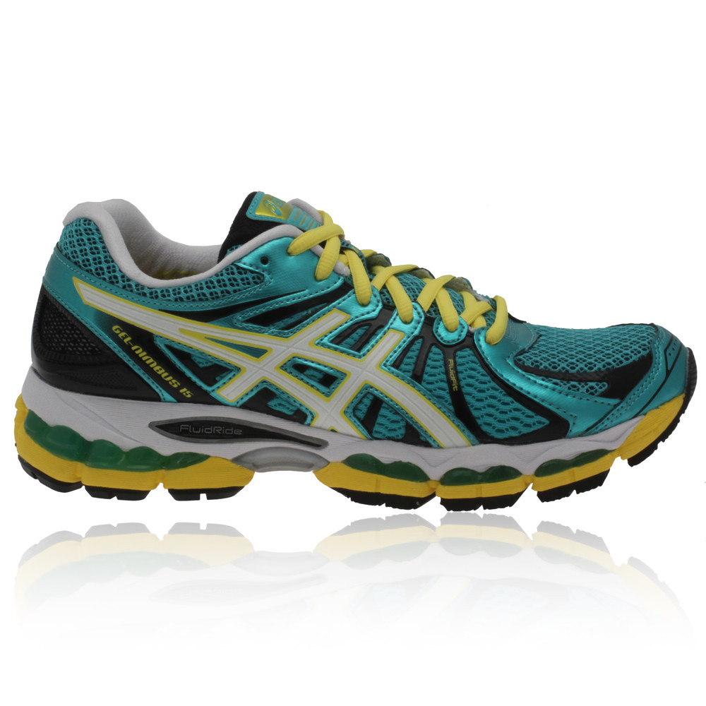 asics gel nimbus 15 womens running shoes 46
