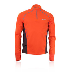 ASICS TRAIL Long Sleeve HalfZip Running Top