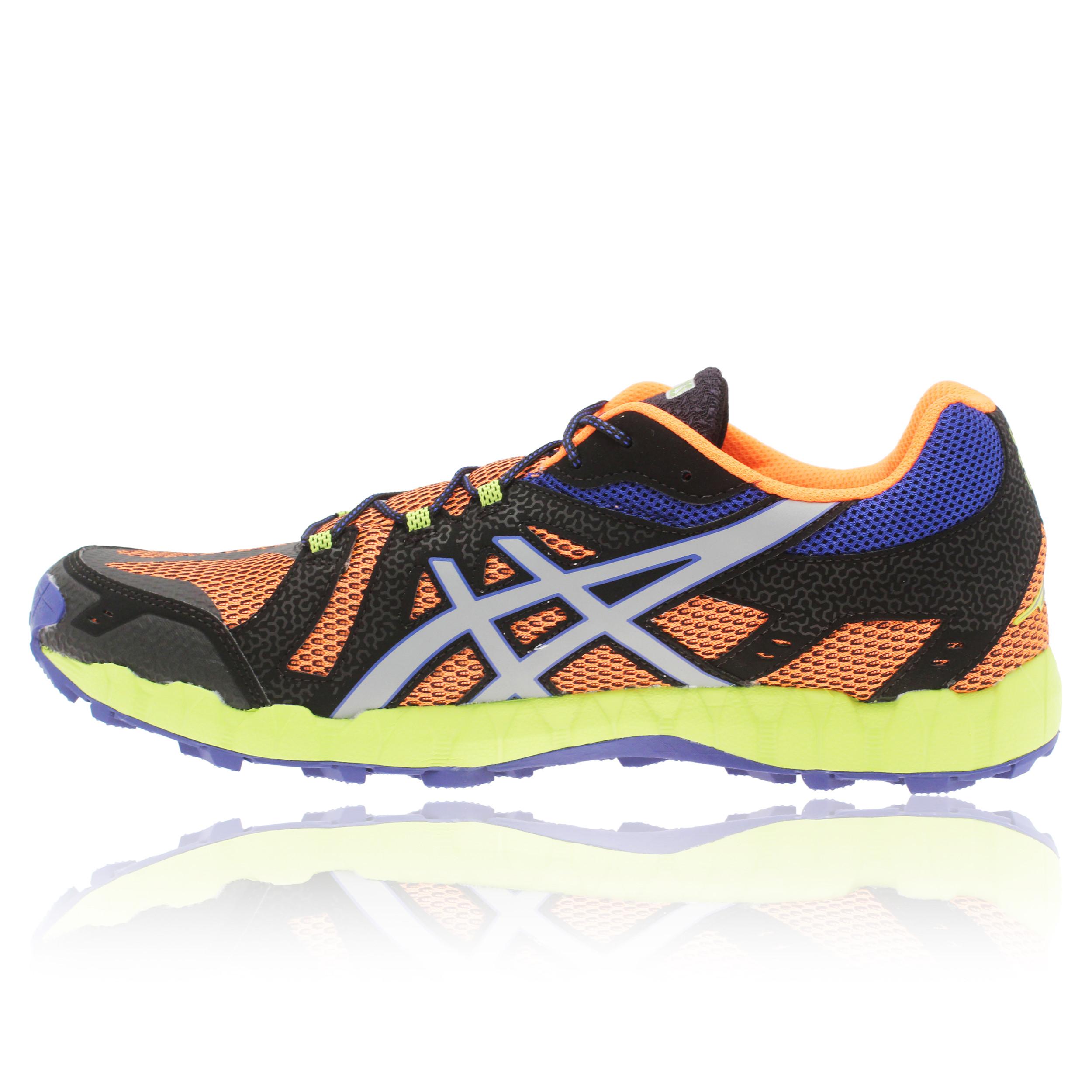 Asics Trail Running Shoes For Underpronators