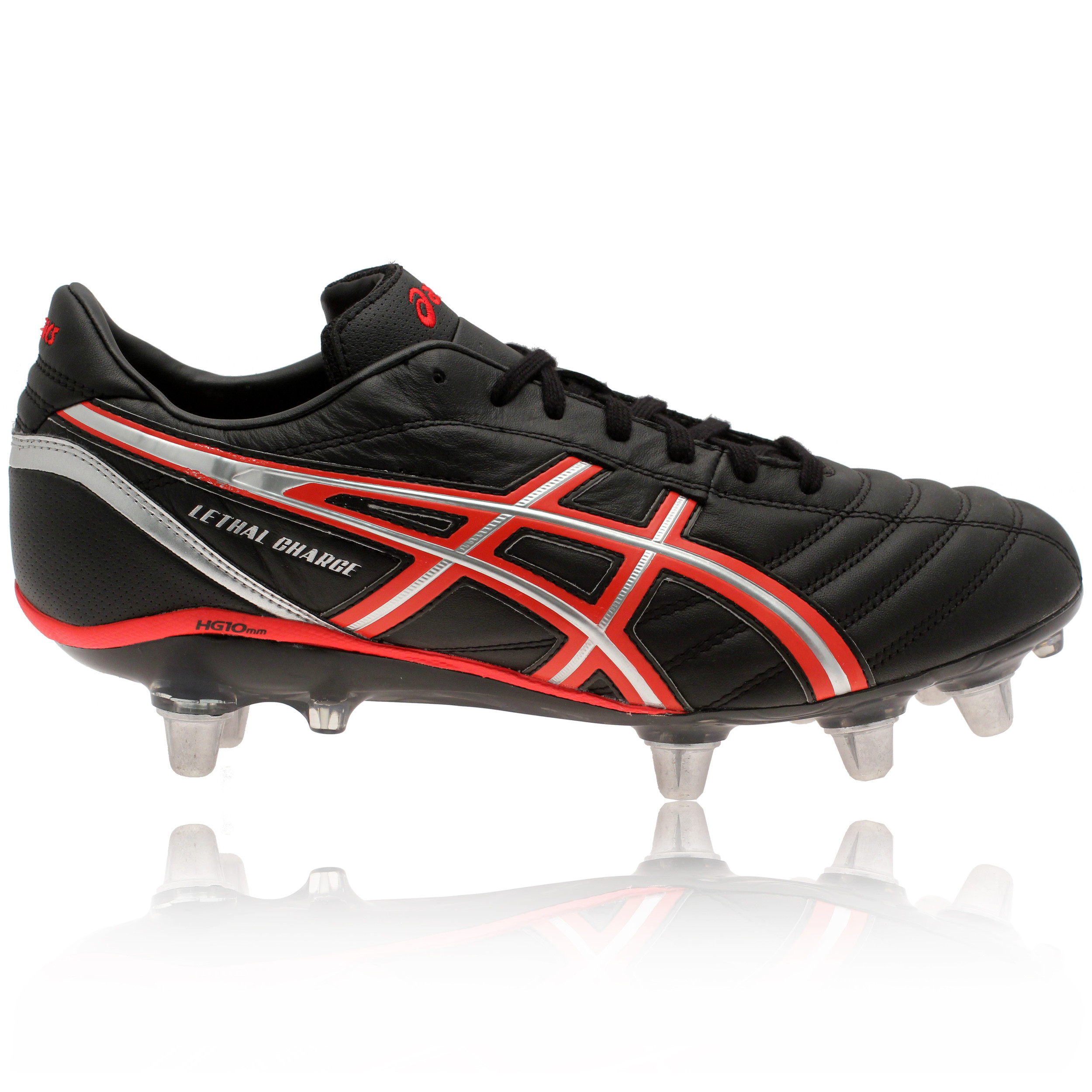 ASICS LETHAL CHARGE Rugby Boots - 20% Off